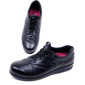 SAS Free Time Tripad Womens 9 Black Premium Shoes